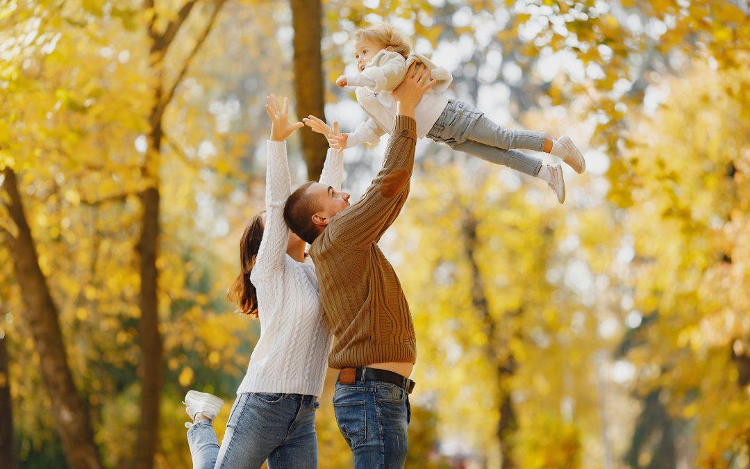 Rodinný kalendár kRok: Kalendár, ktorý buduje návyky šťastných rodín