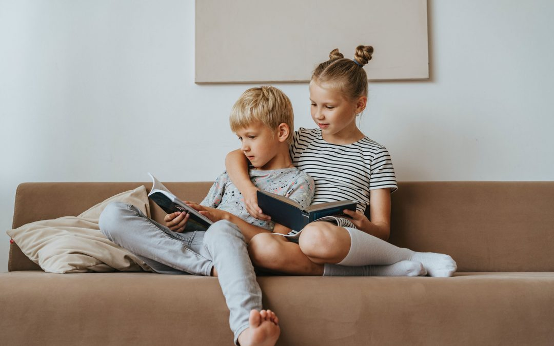 Rodinný kRok: Čítanie nemusí byť nuda. Skúste otázko-hry