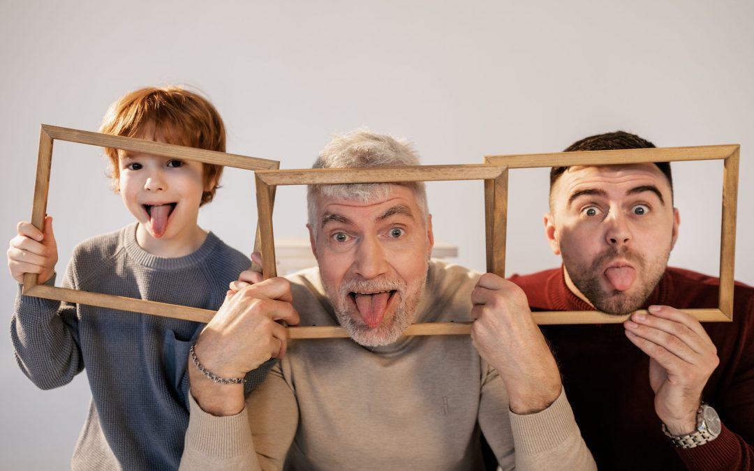 """Rodinný kRok: Milujú otcovia menej """"dokonalo""""?"""