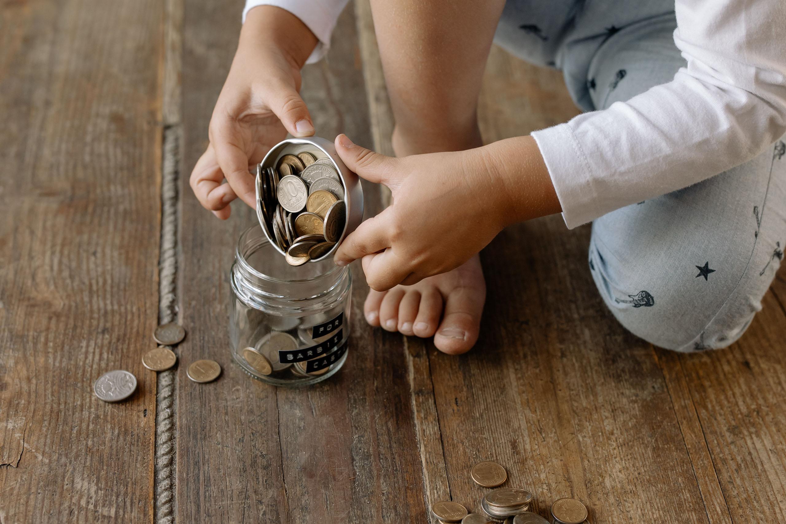 Rodinný kRok O troch grošoch alebo ako učiť deti finančnej gramotnosti (main)